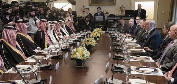 Why the U.S. and Saudi Arabia Are Destined to Diverge