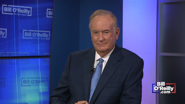 Bill O'Reilly Returns to National Radio with Daily Program 'The O'Reilly Update'