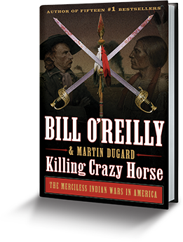 Killing Crazy Horse Cover
