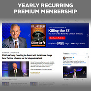 YEARLY Recurring Premium Membership - with your choice of free gift