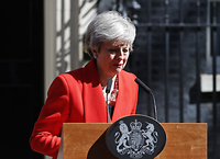 Brexit Failure Forces British Prime Minister Theresa May to Announce Resignation; Trump Orders Intel Agencies to Cooperate with Barr Probe Into