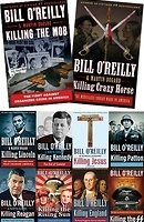 Complete Killing Series Collection - With FREE LIFETIME Premium Membership