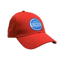 No Spin News Structured Baseball Cap