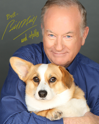 Bill & Holly Signed 8x10 Photo