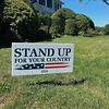 Stand Up For Your Country Yard Sign Thumbnail 1