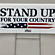 Stand Up For Your Country Yard Sign Thumbnail 3