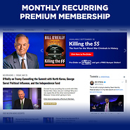 MONTHLY Recurring Premium Membership